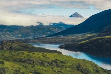 Laguna Sofia, Puerto Natales, Chile