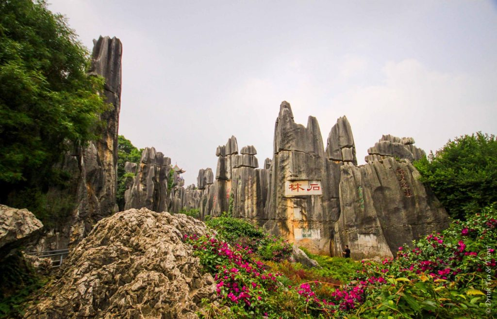 Stone Forest (Shilin), Yunnan, China