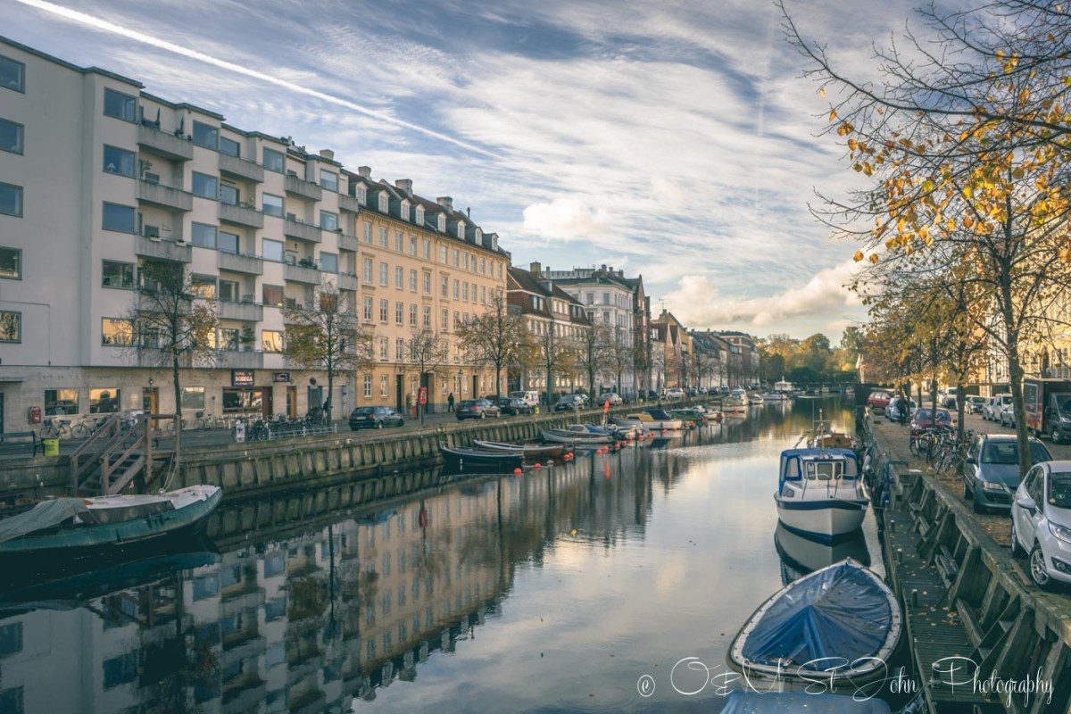 Wonderful Copenhagen. Denmark