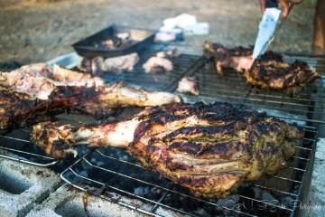 Pig roast, Costa Rica