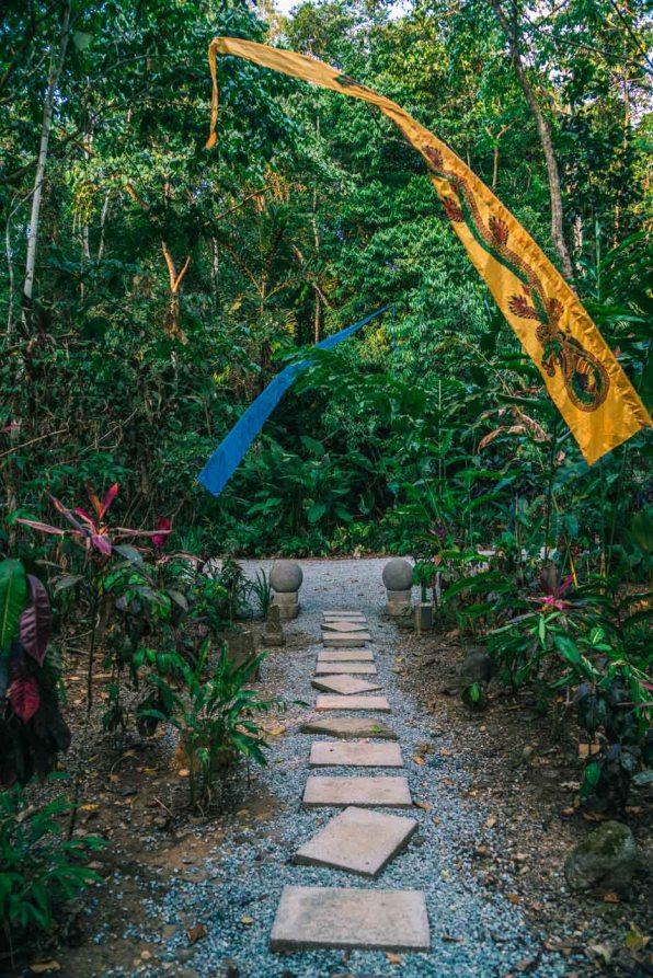 Costa Rica Dominical Waterfall Villas-7080