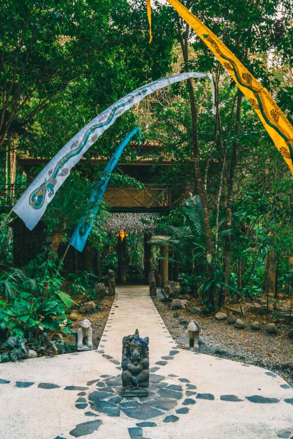 Costa Rica Dominical Waterfall Villas-7085