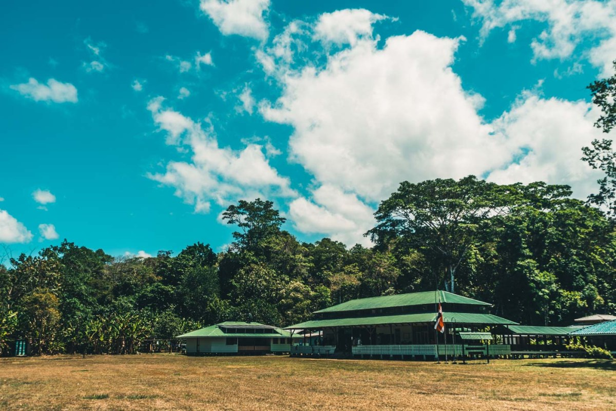 Sirena Range Station, Corcovado National Park