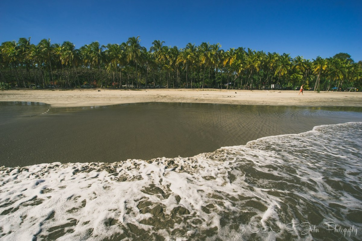 Costa Rica Travel tips: Playa Carillo, Samara. Costa Rica