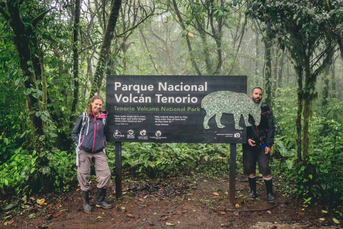 Tenorio National Park, Costa Rica