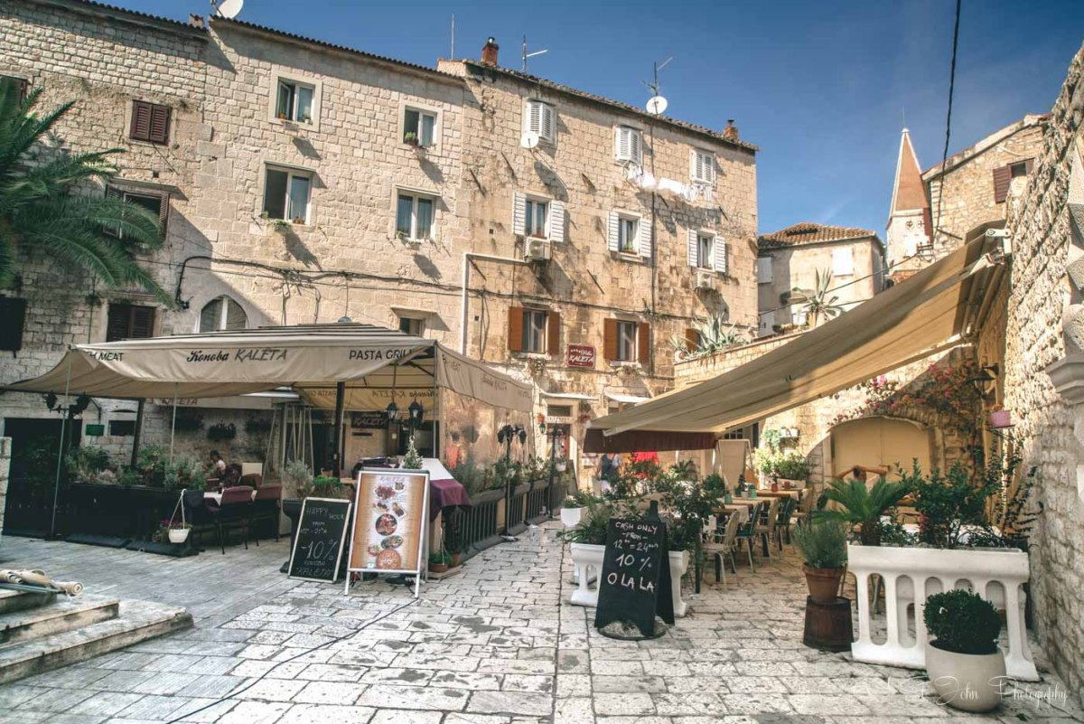 Medieval town of Trogir