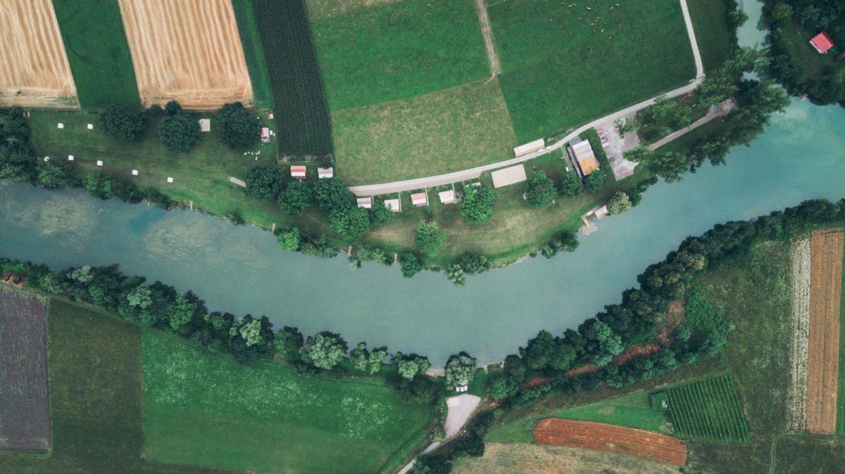 things to do in slovenia on holiday: Big Berry Mobile Home resort, Kolpa River, Bela Krajina