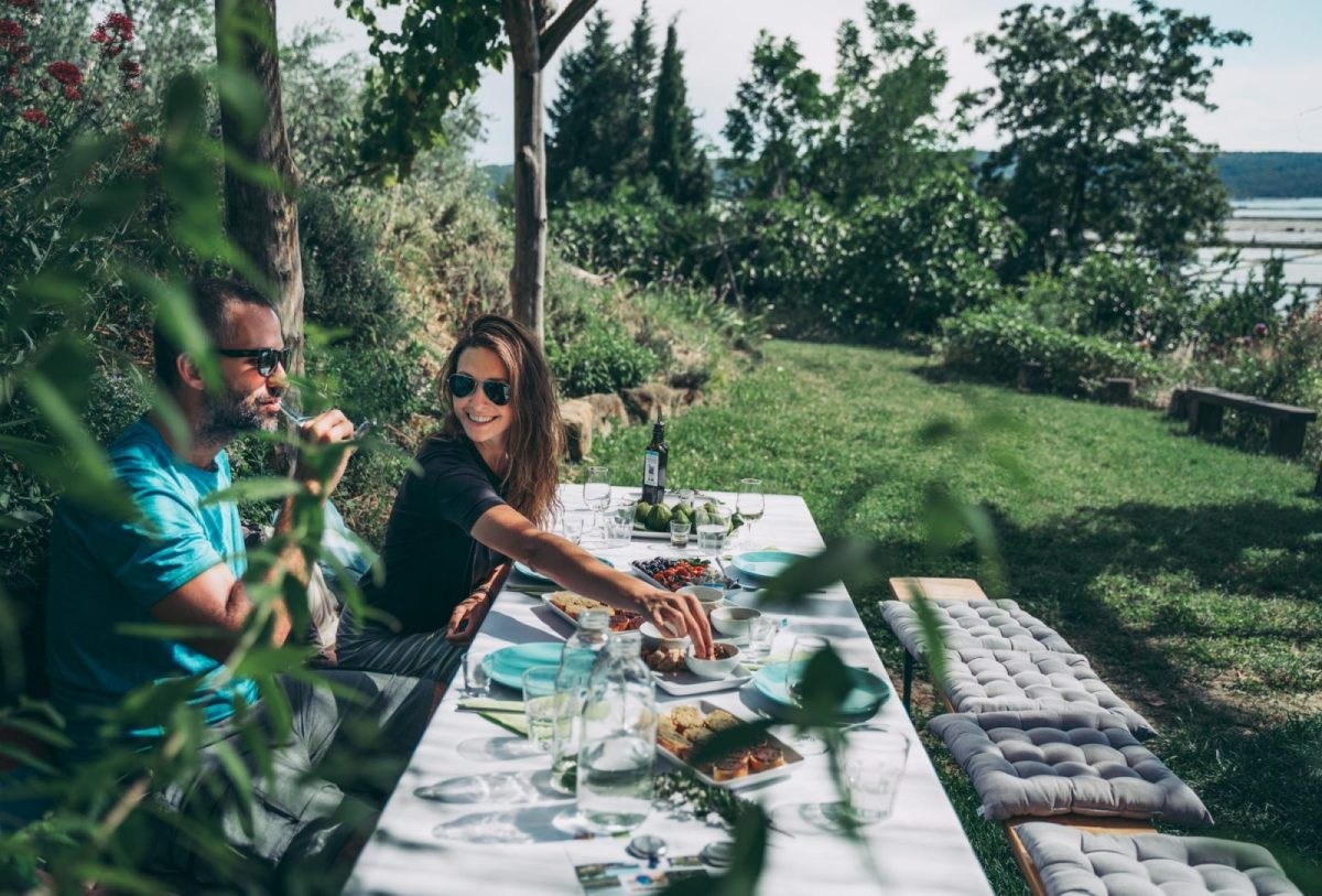 things to do in slovenia on holiday: Slovenia Stanjel Gramona farm