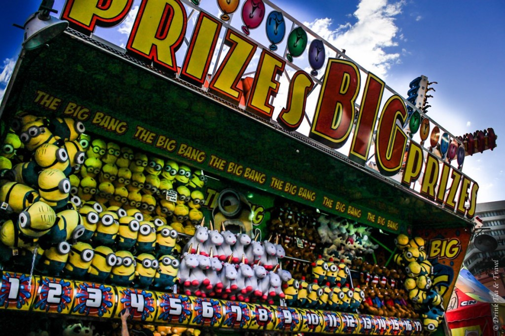 Big prizes at the Ekka Games