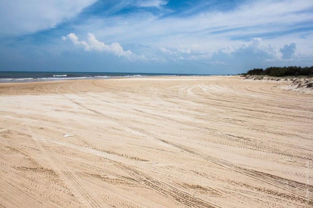Fraser Island Tour: 75 Mile Beach
