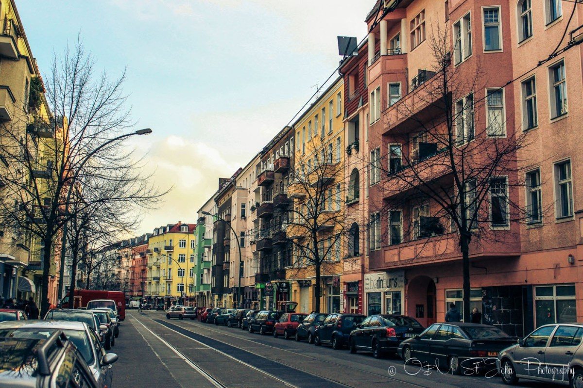 Krossener Strasse, Berlin