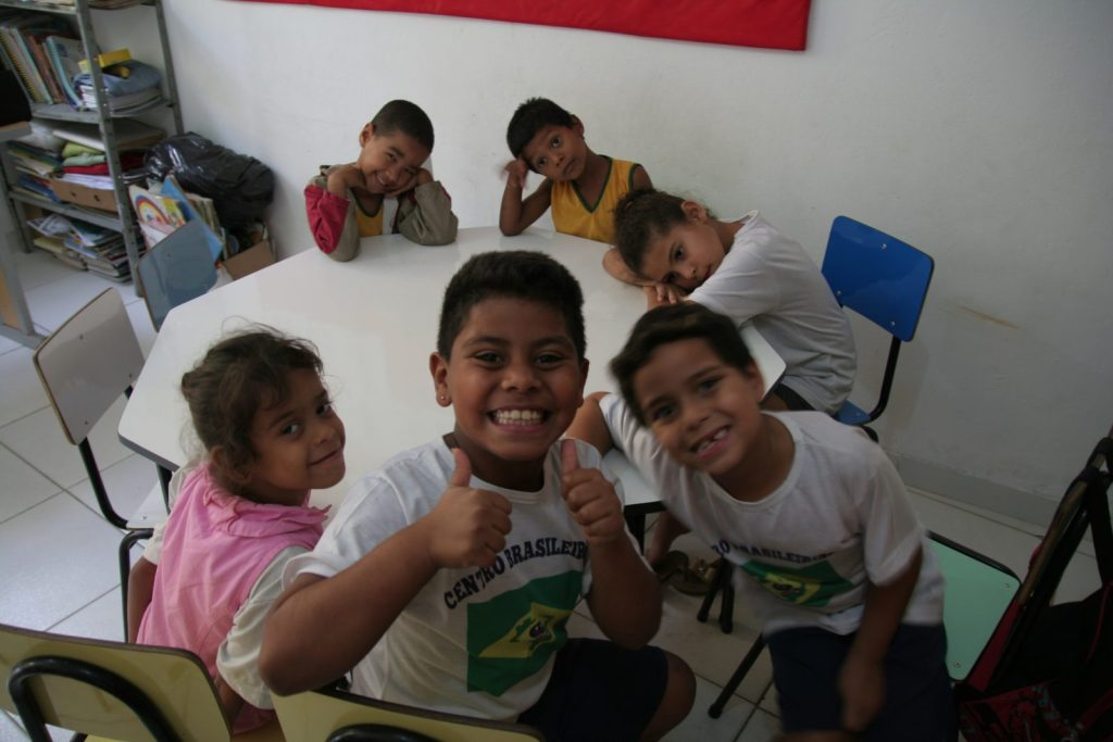 Volunteering in Brazil