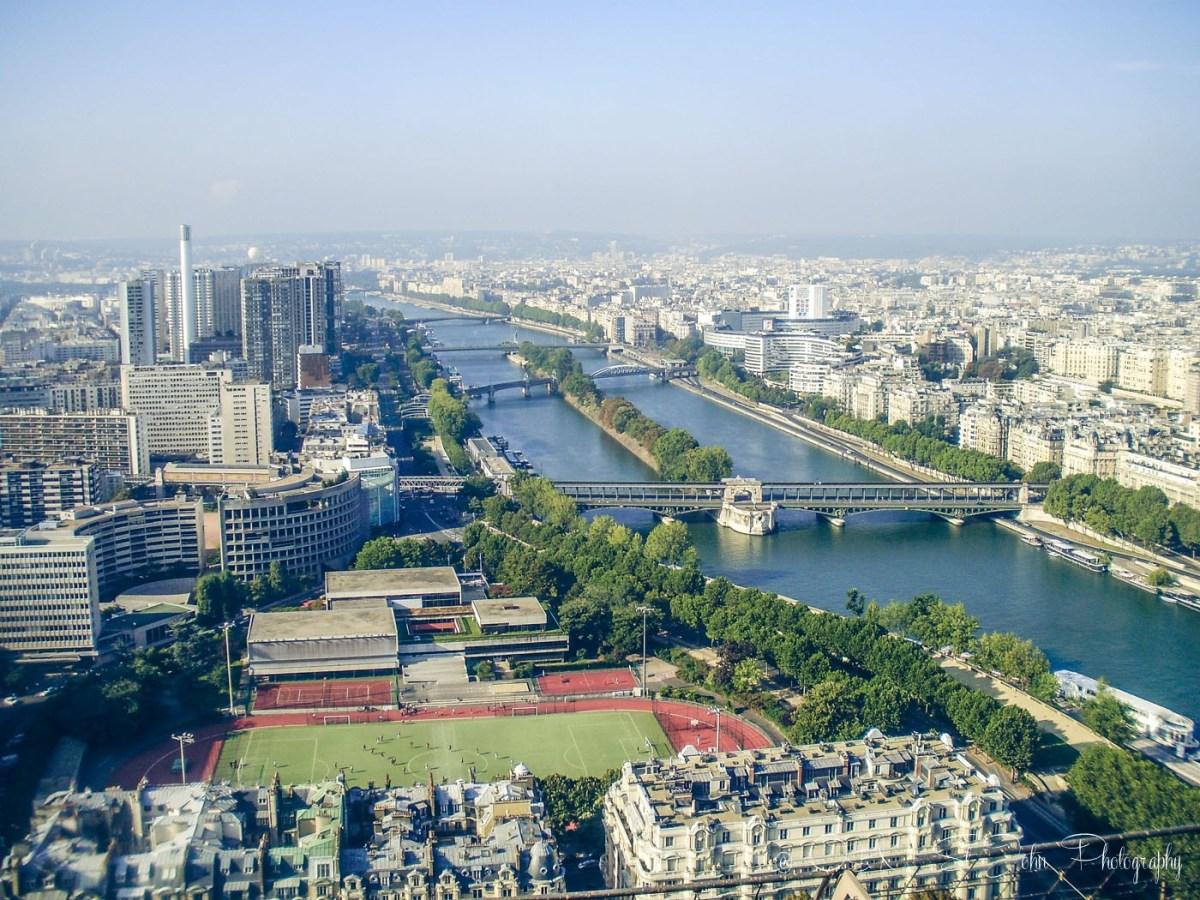 River Seine. Paris. France. Europe