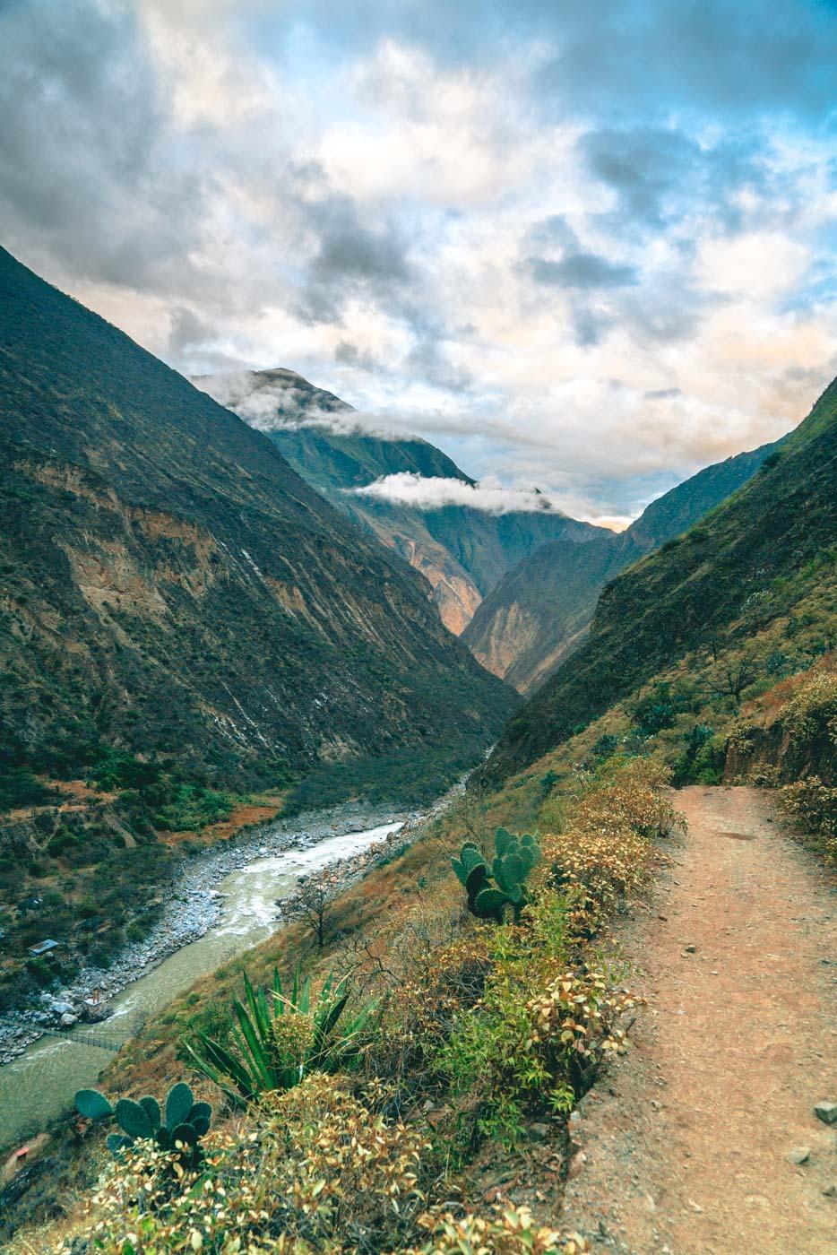 Apurimac Valley, Cusco region, Peru