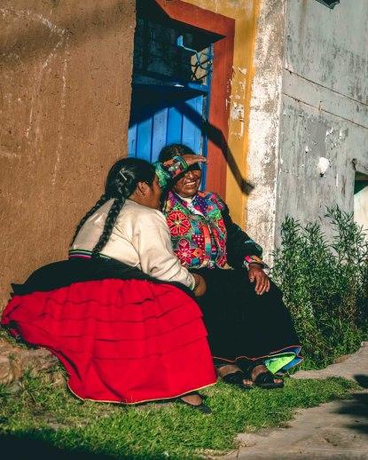 Peru Lake Titicaca Amantani locals-5223