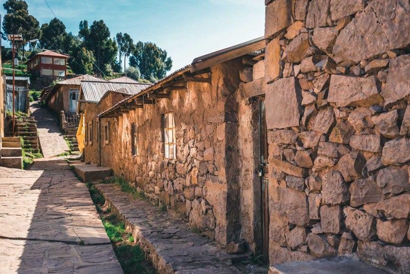 Peru Lake Titicaca Taquile-1130