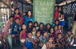 Volunteering in Philippines. Cover Photo