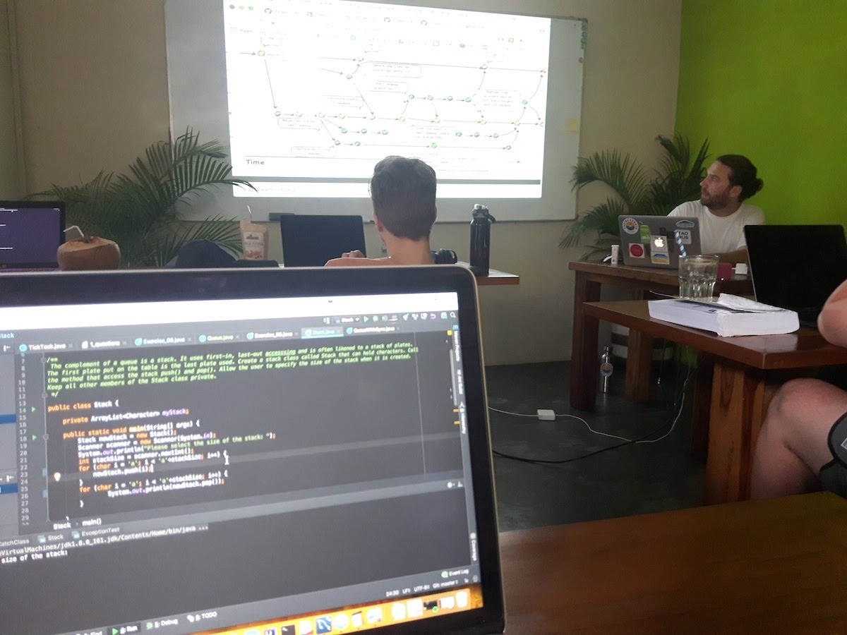 Work and Travel Abroad: Learn to Code Online and Become a