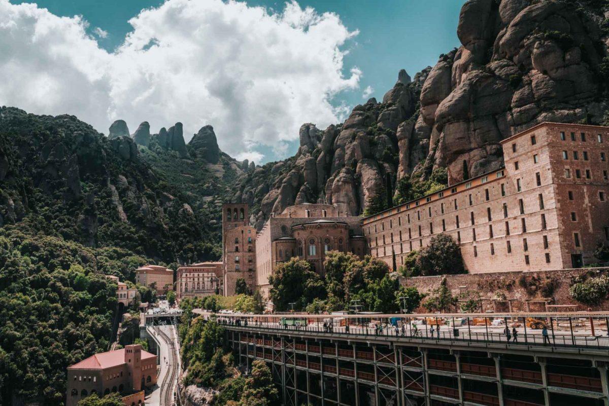 Monserrat Monastery, Barcelona