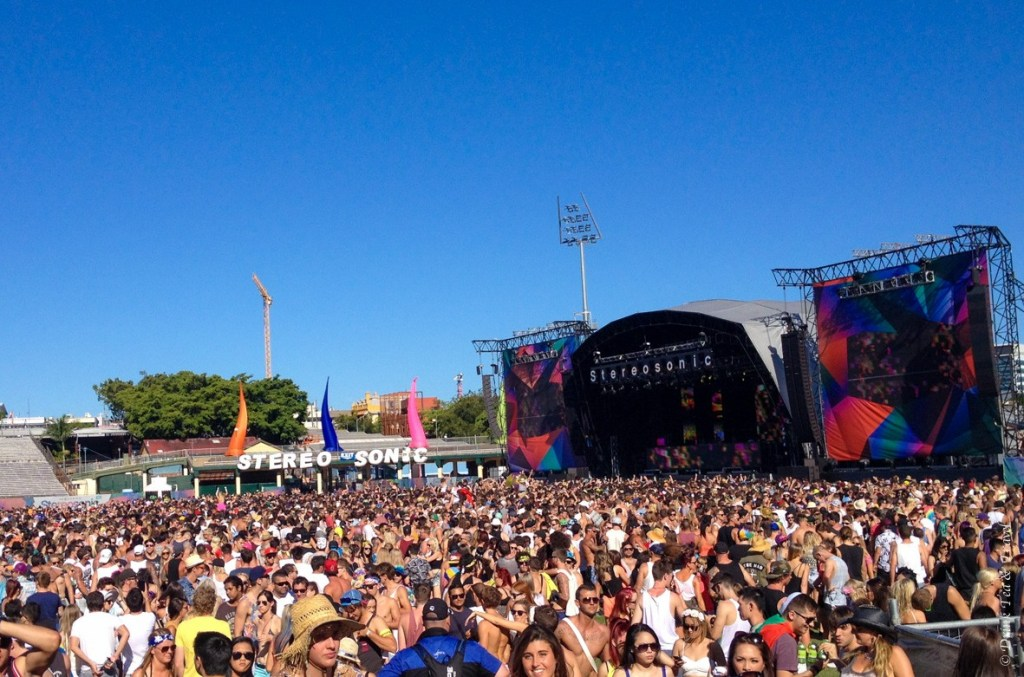 Australian Music Festivals: Stereosonic Festival, Brisbane, QLD