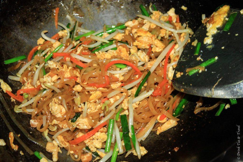 Pad Thai, Thai Farm Cooking School