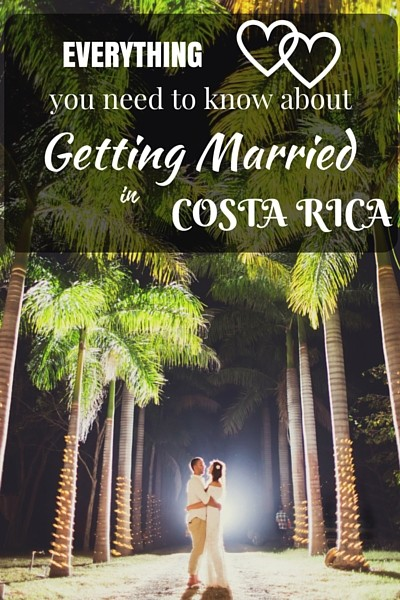 Considering a destination wedding? Why not choose Costa Rica? Here is everything you need to know about getting married in Costa Rica! We share our research on Costa Rica Wedding venues, Costa Rica wedding photographers, other vendors and other tips and advice!