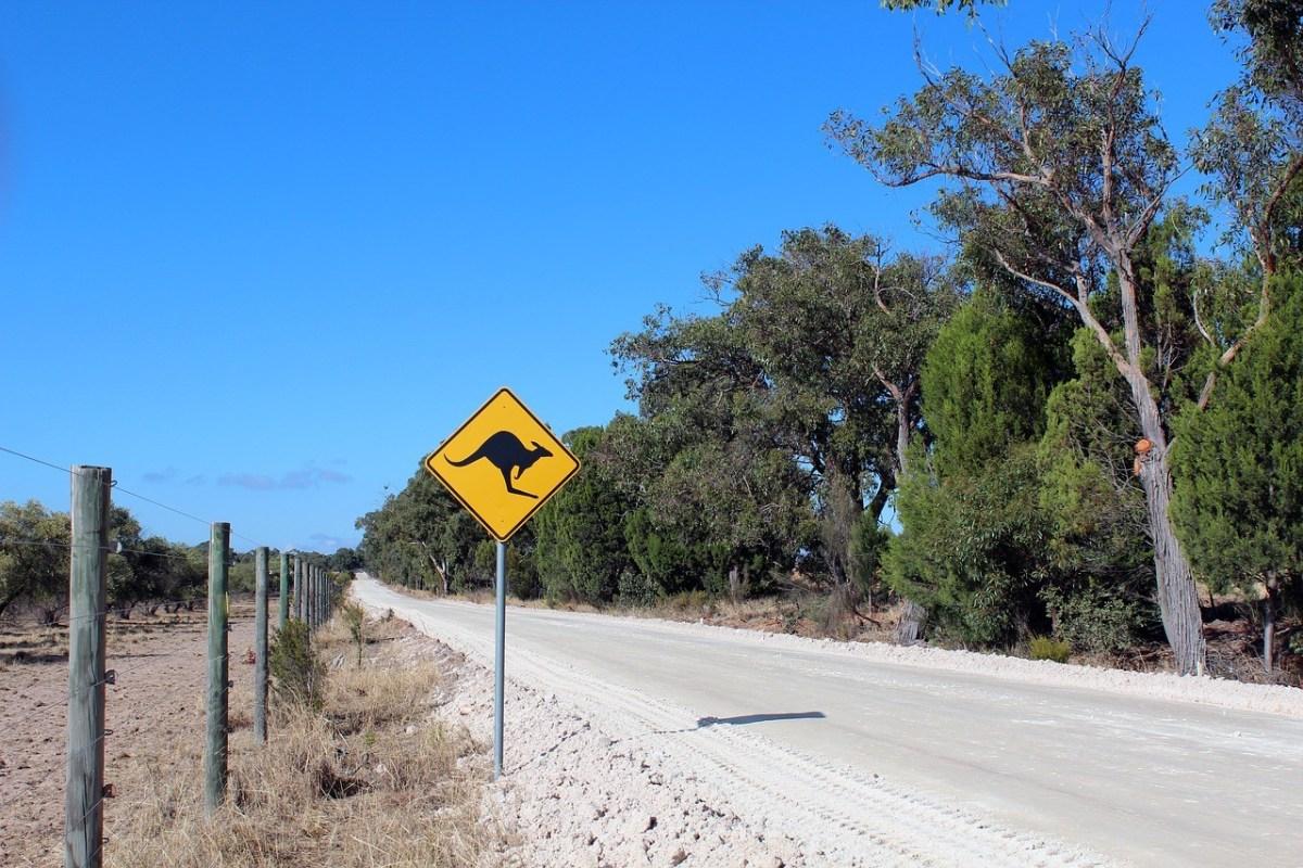 Australia travel tips: Road tripping in Australia takes time!