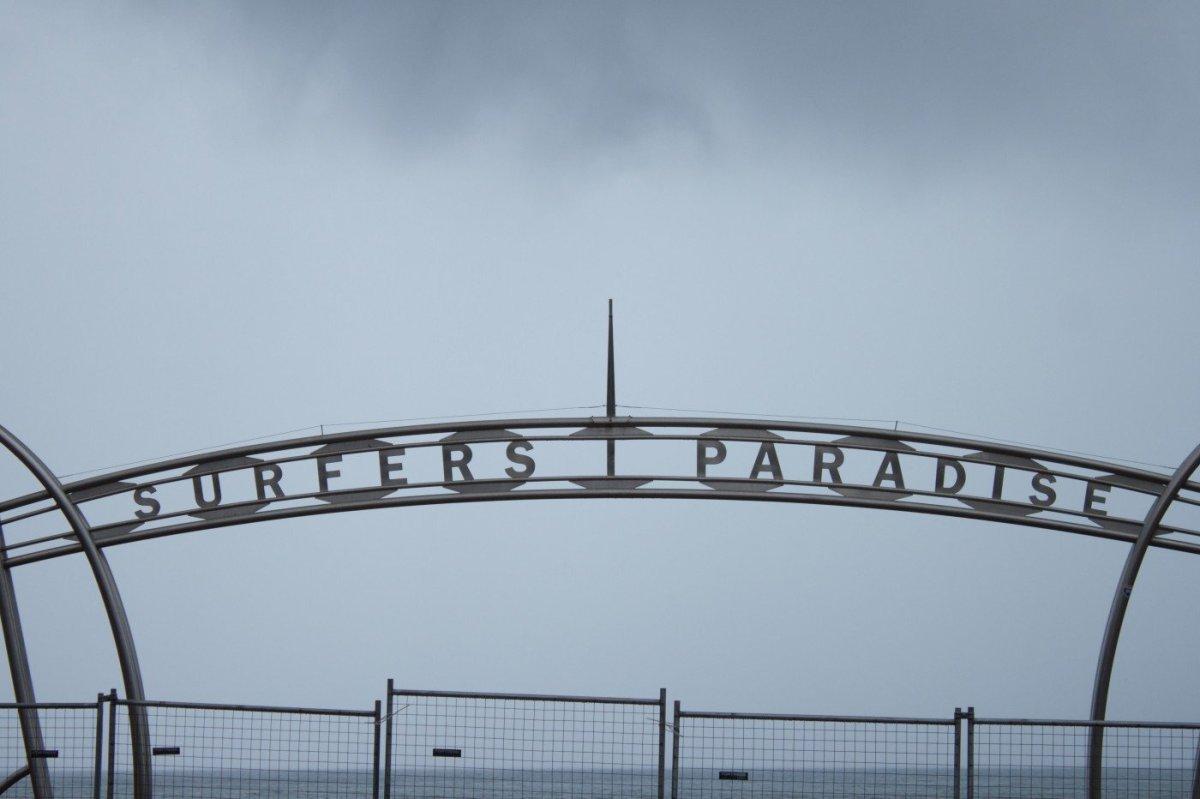 Surfers Paradise, Gold Coast, Australia - Traveling around Australia