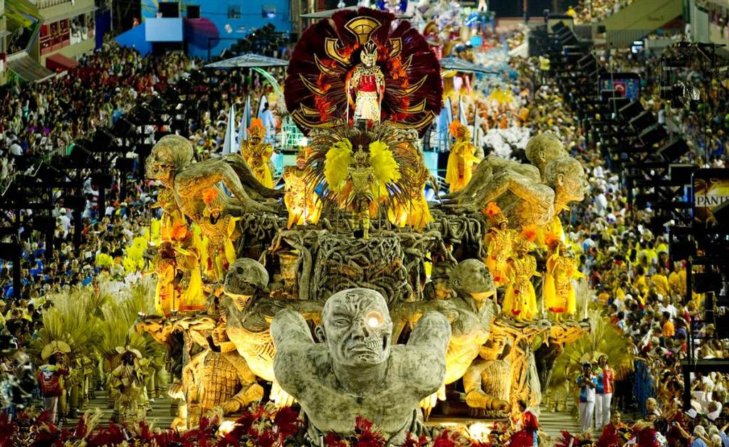 Carnival, Brazil - top things to do in Brazil