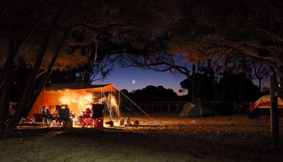 Australian culture experiences #4: Camping in Australia