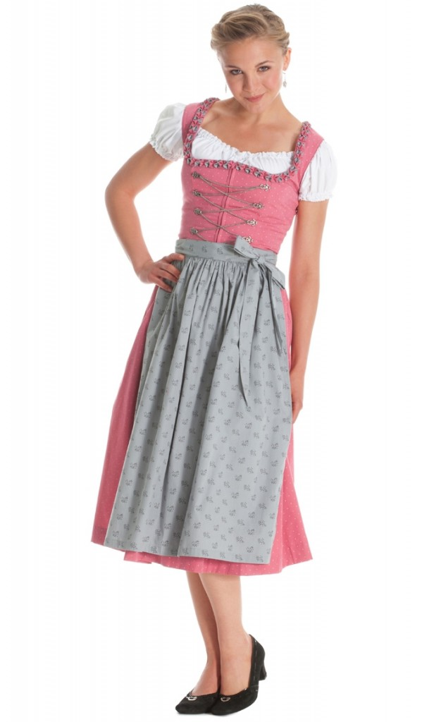Dirndl outfit on sale at oktoberfest.de
