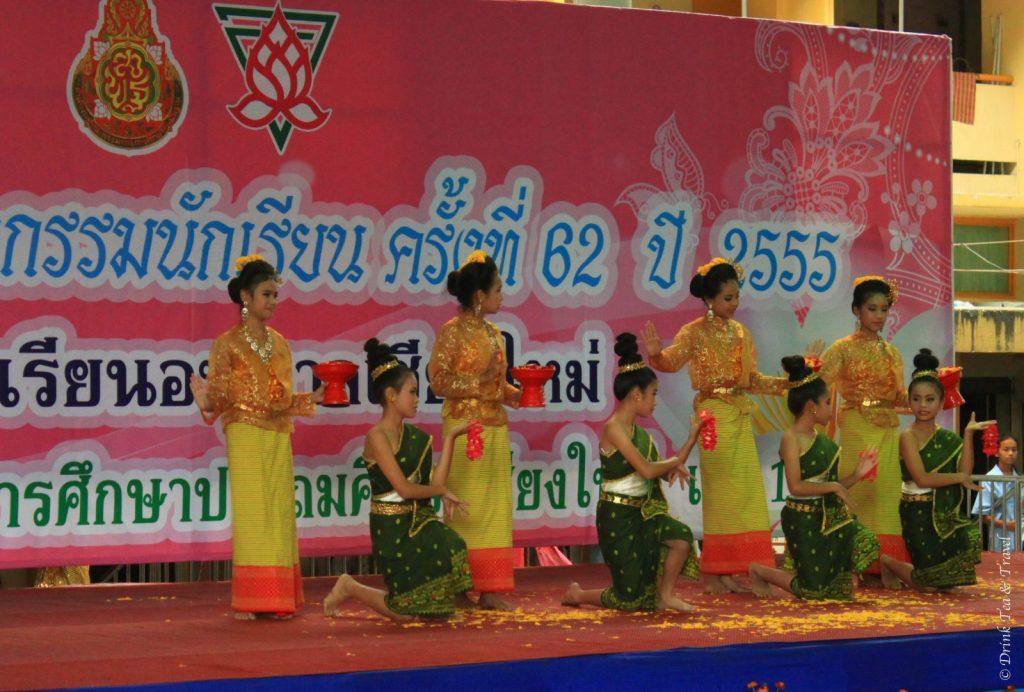 Cultural experiences in Thailand - Thai dance perfomance