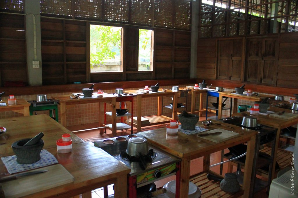 Thai Farm Cooking School, Chiang Mai, Thailand - Cultural experiences in Thailand
