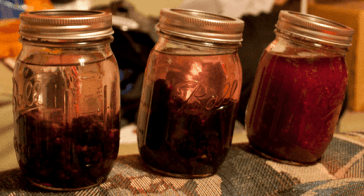 How to make flavored moonshine