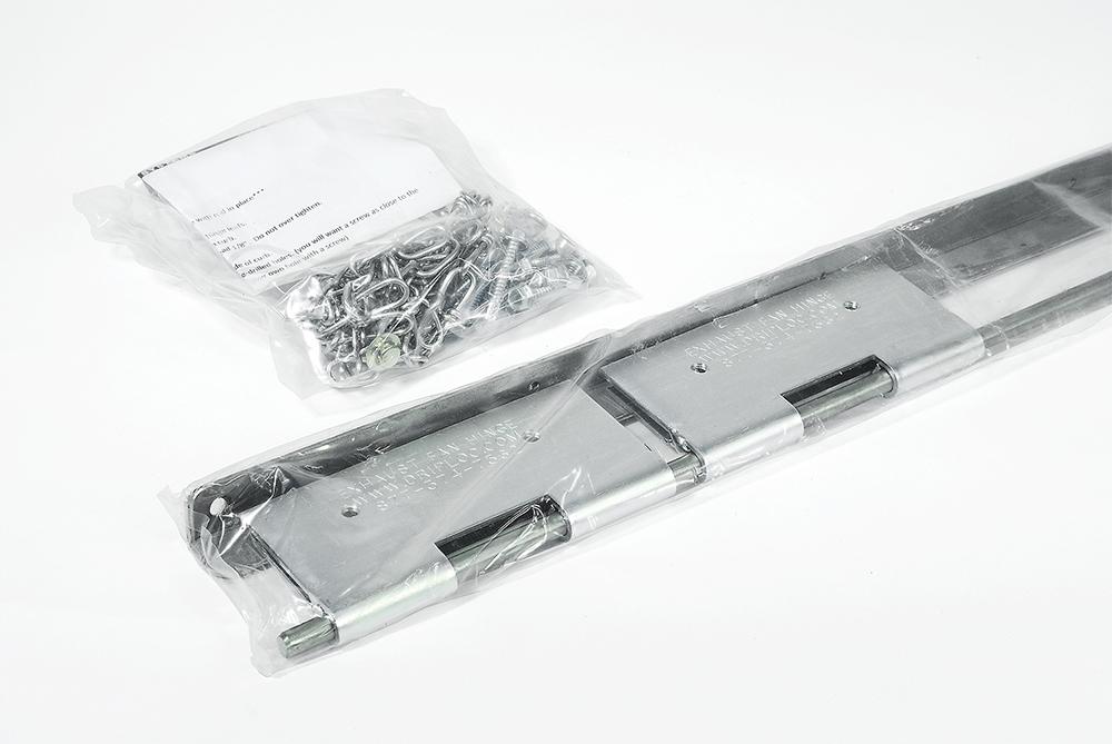 shop exhaust fan hinge kit safety