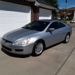 One Owner 03 Honda Accord Ex V 6 6 Spd Trying For One Million Miles Drive Accord Honda Forums