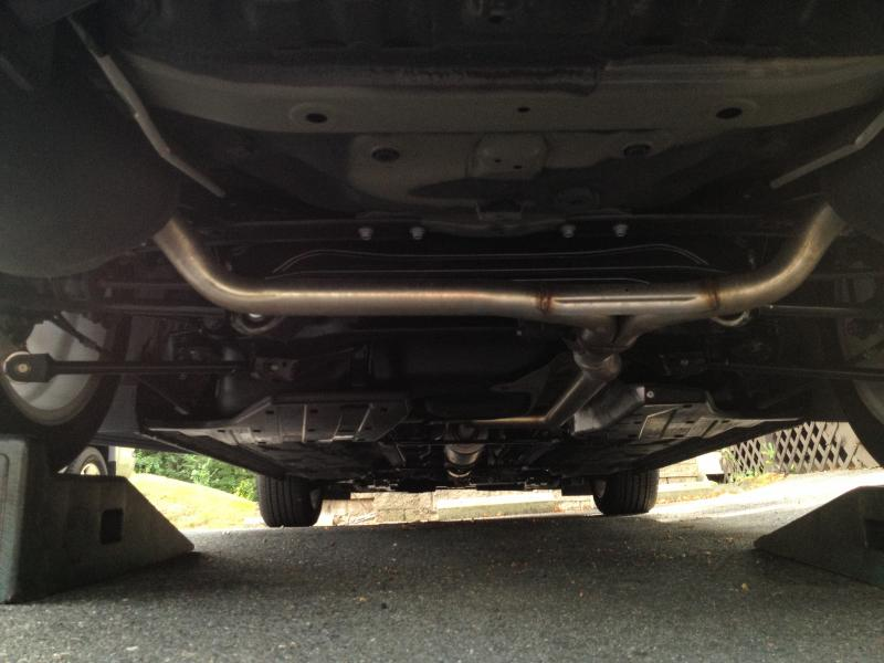 upgrade to oem dual exhaust info how