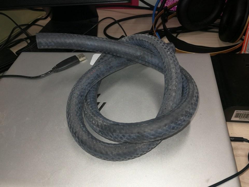 gates half inch hose (stagea heater hose)
