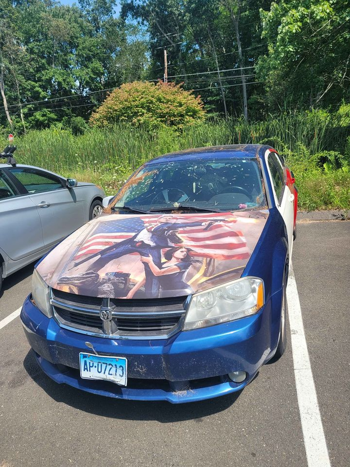 Clinton Dodge Avenger