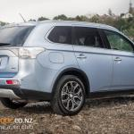 2014 Mitsubishi Outlander Phev Vrx Car Review Is It Just Better Drivelife