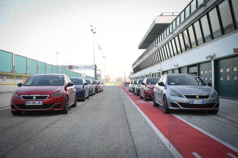 Peugeot & Friends Misano6
