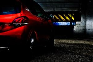 PEUGEOT 208 GTi, TR56 ©lucaromanopix