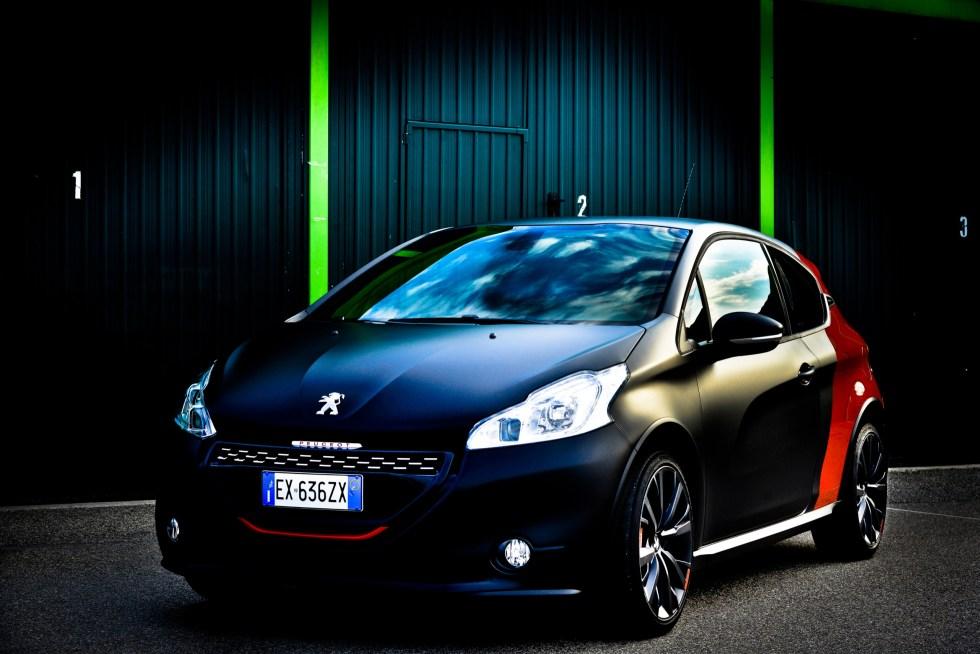 Peugeot208GTi30th ®lucaromano