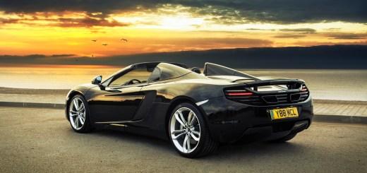 McLaren 12C Spider @ drivelife.it magazine on line EDIZIONE 27 OTTOBRE