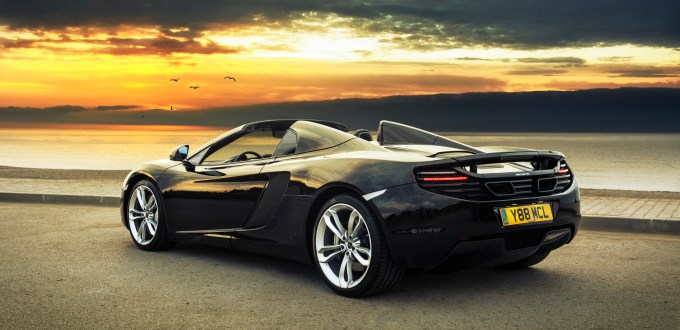 McLaren 12C Spider @ drivelife.it magazine on line EDIZIONE 27 OTTOBRE