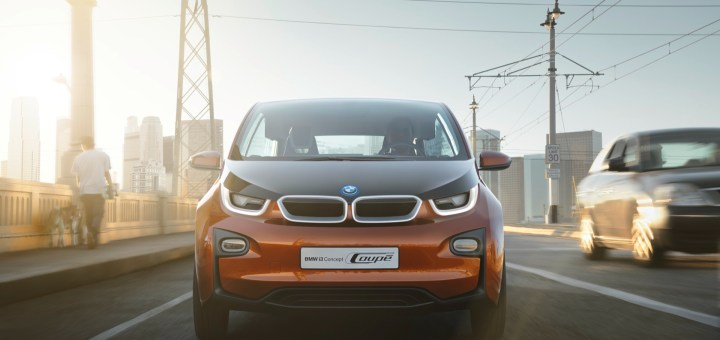 BMW i3 CONCEPT COUPE' @drivelife.it magazine on line