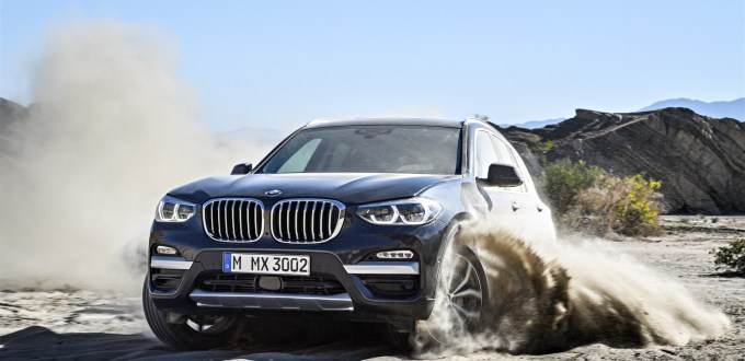 BMW X3 - IN TV IL 8/7