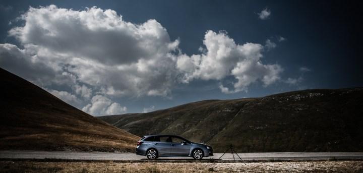 19.5.inTv - DS 3 Black Lézard - Subaru Levorg FILM 4WDx2SEASONS