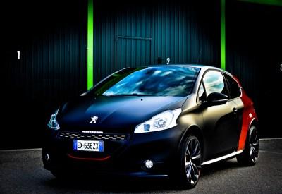 Peugeot 208 GTi 30h ©lucaromano