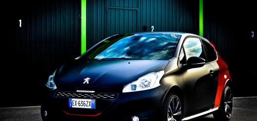 Peugeot 208GTi 30th ©lucaromano